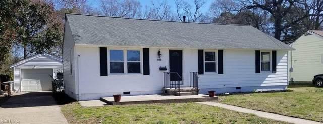 306 Winchester Dr, Hampton, VA 23666 (MLS #10306412) :: AtCoastal Realty