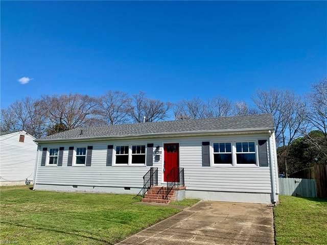 8200 Chestnut Ave, Hampton, VA 23605 (MLS #10306425) :: Chantel Ray Real Estate