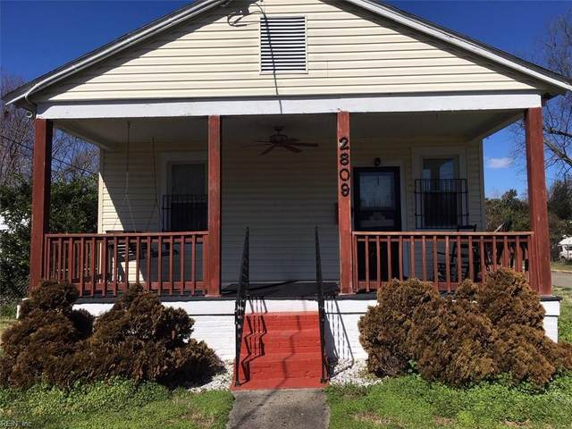 2809 Victoria Blvd, Hampton, VA 23661 (MLS #10306439) :: Chantel Ray Real Estate