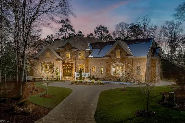 2809 Ann Johnson Ln, James City County, VA 23185 (MLS #10306442) :: Chantel Ray Real Estate