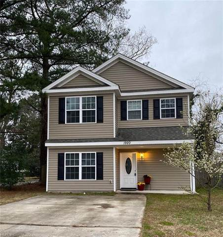 1920 Oliver Ave, Chesapeake, VA 23324 (#10306523) :: Rocket Real Estate