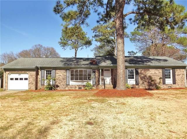 4252 Greenleaf Dr, Chesapeake, VA 23321 (MLS #10306527) :: Chantel Ray Real Estate