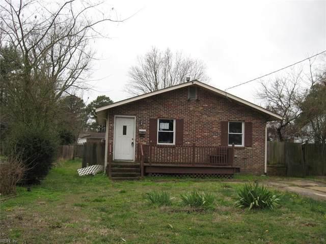 407 Institute Dr, Hampton, VA 23663 (#10306571) :: Momentum Real Estate