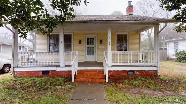 122 Pear Ave, Hampton, VA 23661 (#10306594) :: Momentum Real Estate