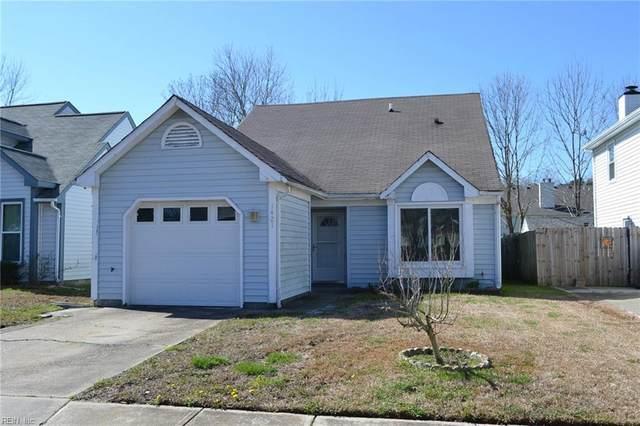1421 Thamesford Dr, Virginia Beach, VA 23464 (MLS #10306604) :: Chantel Ray Real Estate