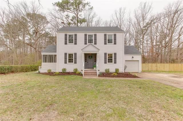 116 Mann Dr, Chesapeake, VA 23322 (#10306606) :: Rocket Real Estate