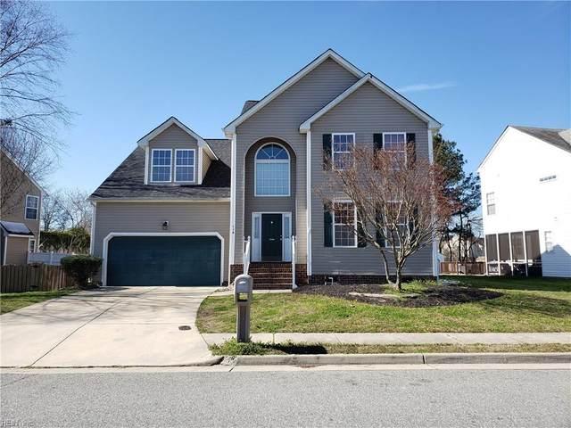 116 Lakes Edge Dr, Suffolk, VA 23434 (#10306633) :: Atkinson Realty