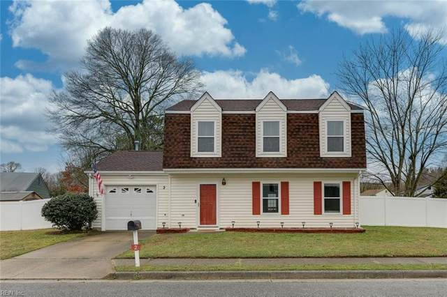 2 Longleaf Ct, Hampton, VA 23666 (MLS #10306649) :: AtCoastal Realty