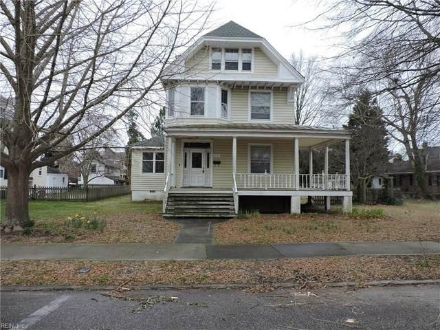 4610 Victoria Blvd, Hampton, VA 23669 (#10306670) :: Momentum Real Estate