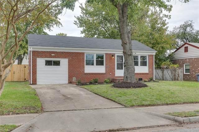 1541 Grove St, Hampton, VA 23664 (MLS #10306684) :: AtCoastal Realty