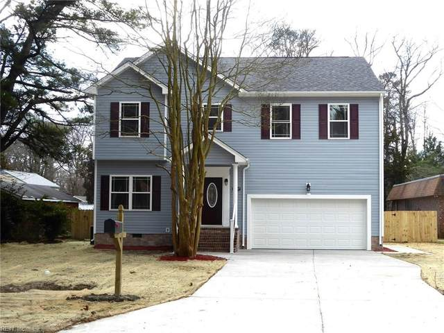 12937 Nettles Dr, Newport News, VA 23606 (#10306714) :: Upscale Avenues Realty Group