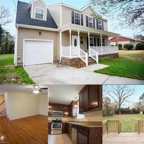366 Woodland Rd, Hampton, VA 23669 (#10306716) :: Atlantic Sotheby's International Realty