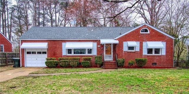 133 Hull St, Newport News, VA 23601 (MLS #10306767) :: Chantel Ray Real Estate