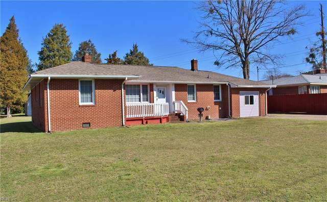 915 Todds Ln, Hampton, VA 23666 (#10306801) :: Abbitt Realty Co.