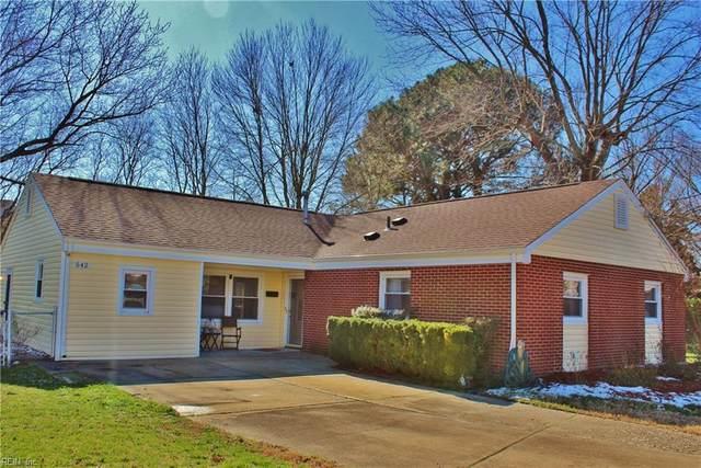 542 Stockton Rd, Hampton, VA 23669 (#10306821) :: Atlantic Sotheby's International Realty