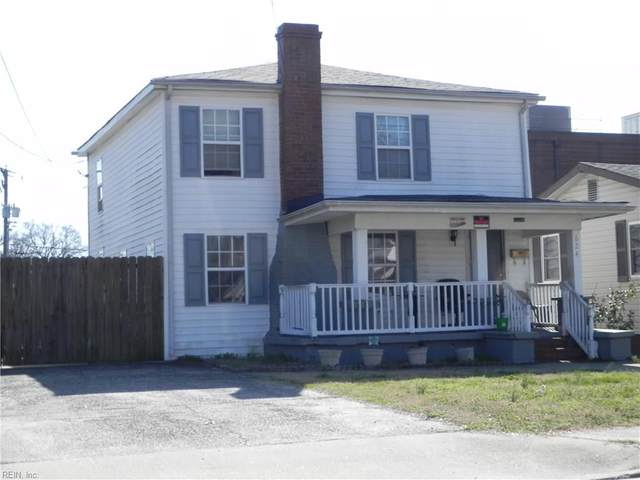 624 43rd St, Newport News, VA 23607 (MLS #10306917) :: Chantel Ray Real Estate