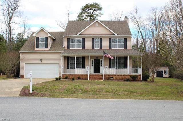 325 Woodland Dr, Franklin, VA 23851 (MLS #10306922) :: Chantel Ray Real Estate
