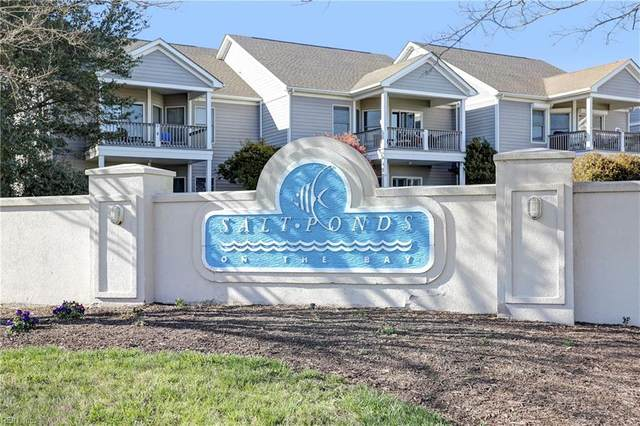 1024 Porte Harbour Arch #101, Hampton, VA 23664 (MLS #10306923) :: Chantel Ray Real Estate
