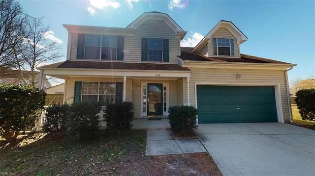 408 Lodge Cv, Chesapeake, VA 23323 (MLS #10306933) :: Chantel Ray Real Estate