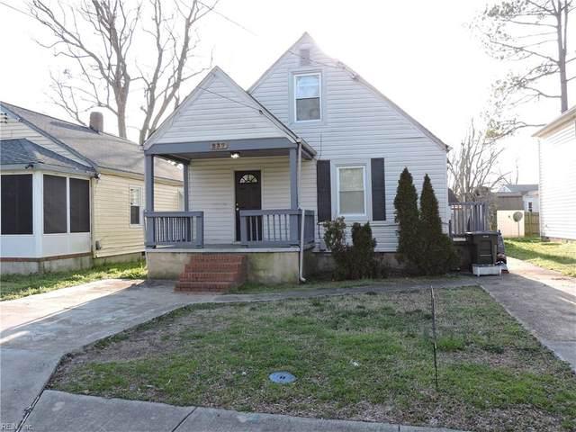 237 Piedmont Ave, Hampton, VA 23661 (#10306944) :: Abbitt Realty Co.