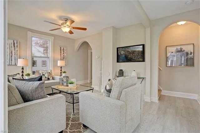 431 Homestead Ave, Hampton, VA 23661 (#10306952) :: Abbitt Realty Co.