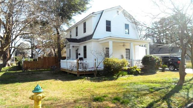 5101 S Cape Henry Ave, Norfolk, VA 23502 (#10306969) :: Berkshire Hathaway HomeServices Towne Realty