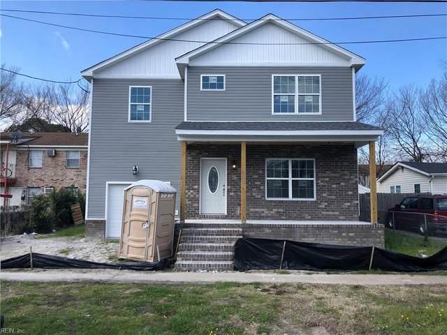 1221 Maltby Ave, Norfolk, VA 23504 (#10307046) :: Atlantic Sotheby's International Realty