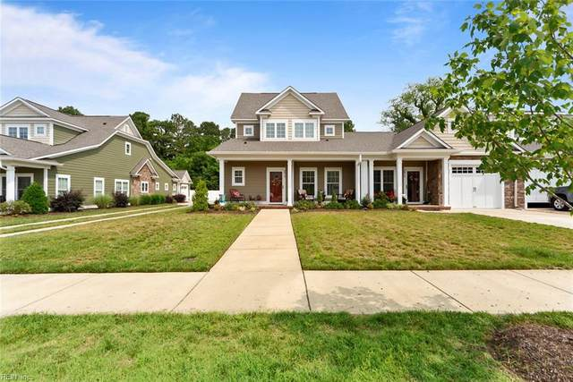 6874 Colemans Crossing Ave, Gloucester County, VA 23072 (#10307091) :: Abbitt Realty Co.