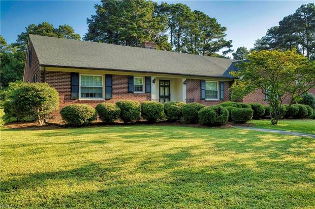 18353 Virginia Ave, Southampton County, VA 23827 (MLS #10307095) :: Chantel Ray Real Estate