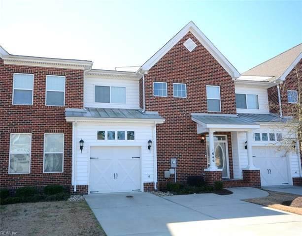 1046 Christiana Cir #31, Portsmouth, VA 23703 (MLS #10307125) :: Chantel Ray Real Estate