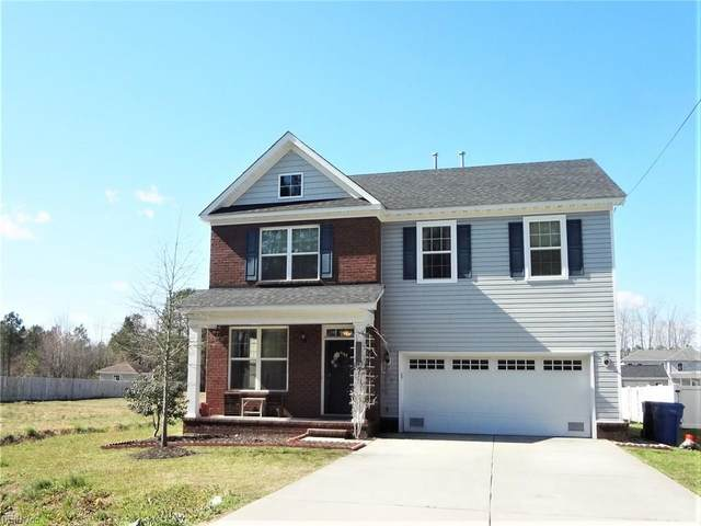1109 Alexander Ln, Chesapeake, VA 23322 (MLS #10307168) :: Chantel Ray Real Estate