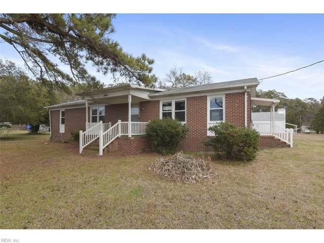 22227 Pine Level Rd, Southampton County, VA 23829 (MLS #10307179) :: AtCoastal Realty
