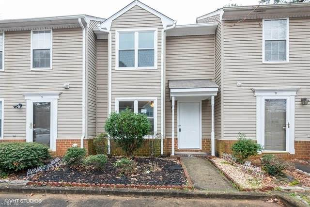 7 Sweet Gum Pl, Hampton, VA 23666 (MLS #10307183) :: Chantel Ray Real Estate