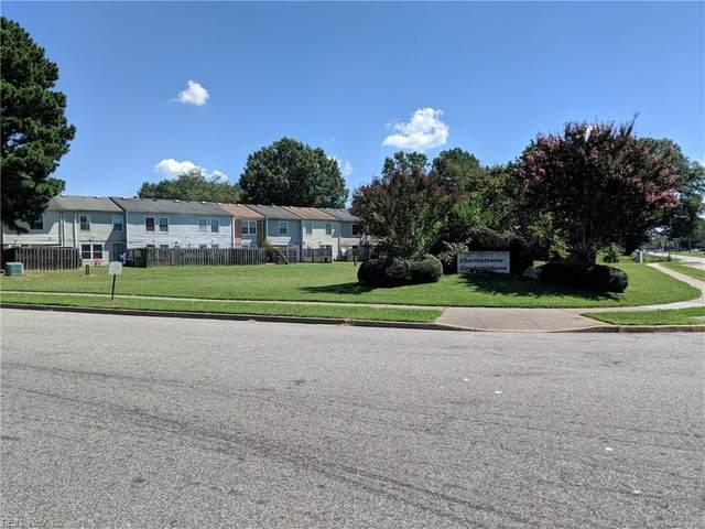 4610 Greenwood Dr, Portsmouth, VA 23701 (#10307195) :: Atlantic Sotheby's International Realty