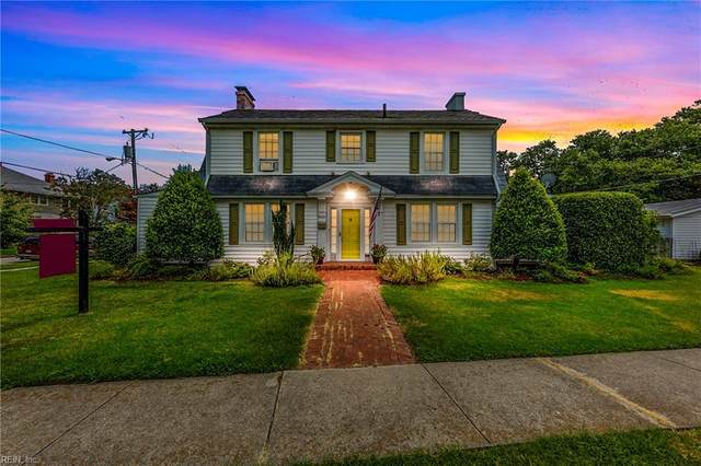 6130 Monroe Pl, Norfolk, VA 23508 (MLS #10307216) :: Chantel Ray Real Estate