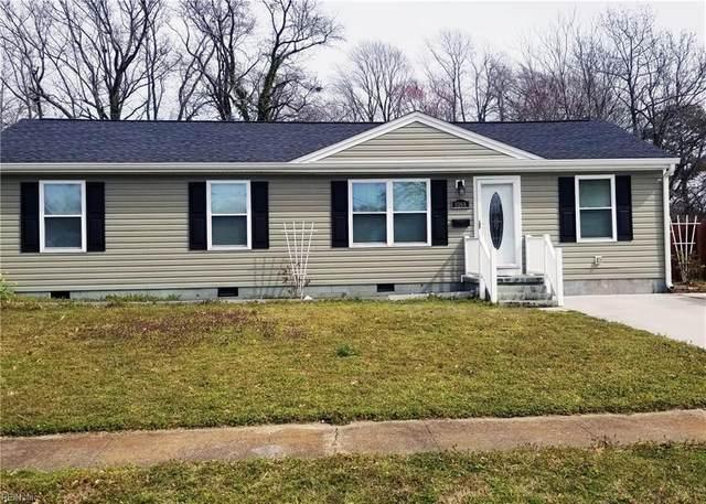 8168 Driftwood Dr, Norfolk, VA 23518 (MLS #10307249) :: Chantel Ray Real Estate