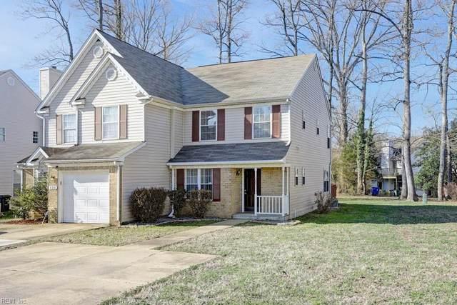137 Creekstone Dr, Newport News, VA 23603 (MLS #10307253) :: Chantel Ray Real Estate