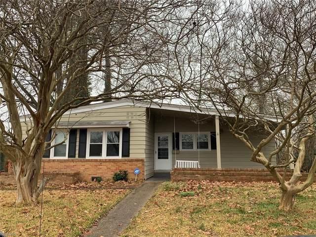 112 Findley Sq, Hampton, VA 23666 (MLS #10307270) :: Chantel Ray Real Estate