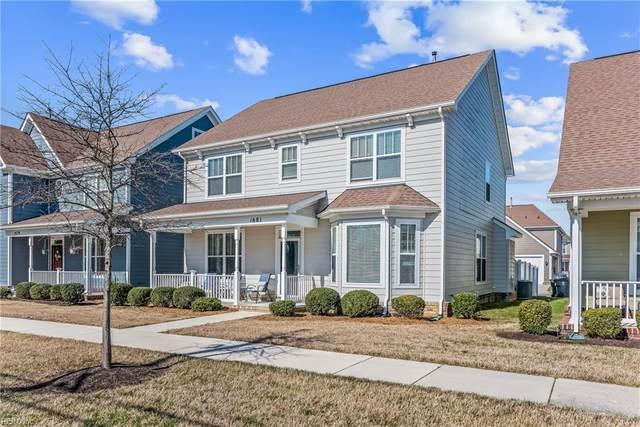 1681 Briarfield Rd, Hampton, VA 23669 (MLS #10307282) :: Chantel Ray Real Estate