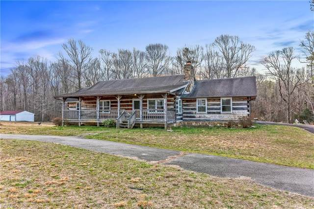 1371 Milby Town Rd, King & Queen County, VA 23156 (MLS #10307289) :: Chantel Ray Real Estate