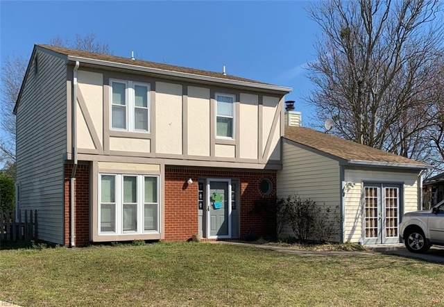 1215 Timberlake Ct, Chesapeake, VA 23320 (MLS #10307290) :: Chantel Ray Real Estate
