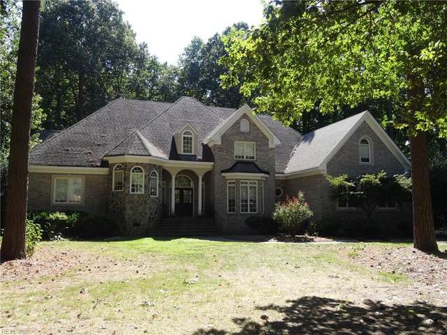 105 Flag Creek Rd, York County, VA 23693 (#10307309) :: Abbitt Realty Co.