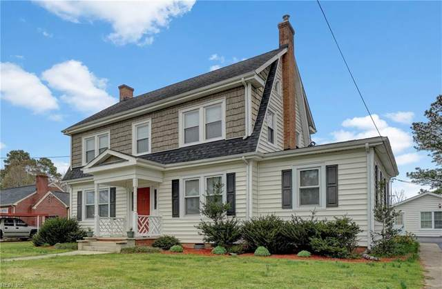 21 N Court St, Isle of Wight County, VA 23487 (#10307340) :: Atlantic Sotheby's International Realty
