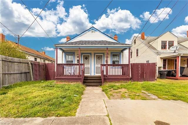 1534 Wilcox & 1536 Ave, Portsmouth, VA 23704 (#10307404) :: Rocket Real Estate