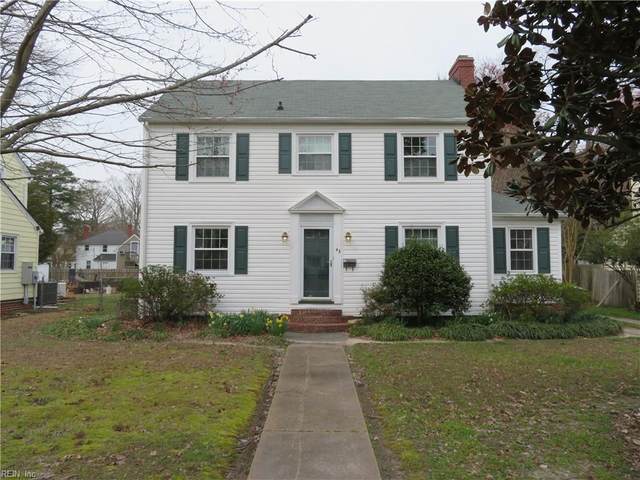 43 Milford Rd, Newport News, VA 23601 (MLS #10307409) :: Chantel Ray Real Estate