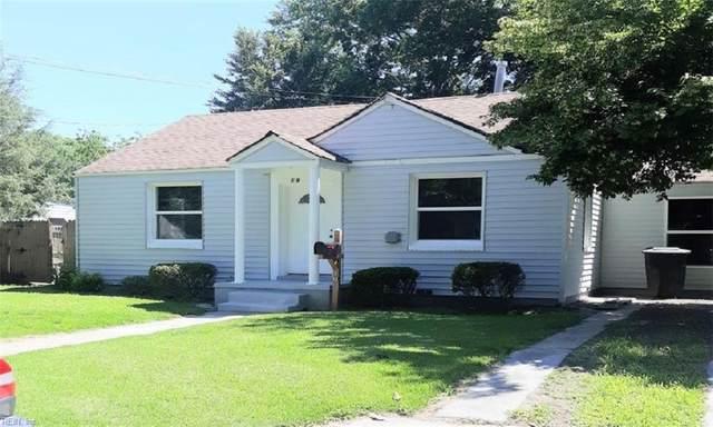19 Colin Dr N, Portsmouth, VA 23701 (MLS #10307445) :: Chantel Ray Real Estate