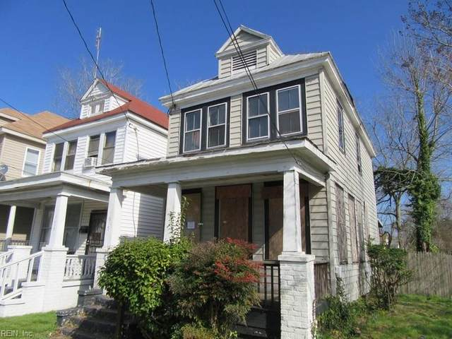 1615 Charleston Ave, Portsmouth, VA 23704 (MLS #10307487) :: Chantel Ray Real Estate