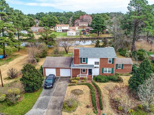 15 Robert Bruce Rd, Poquoson, VA 23662 (#10307523) :: Austin James Realty LLC