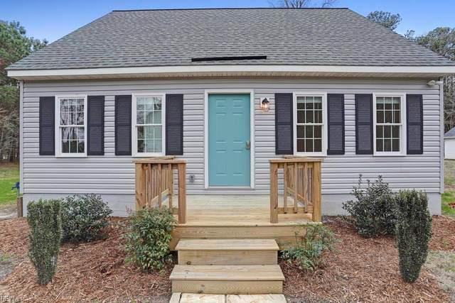 218 Sand Bank Rd, Mathews County, VA 23125 (MLS #10307534) :: Chantel Ray Real Estate