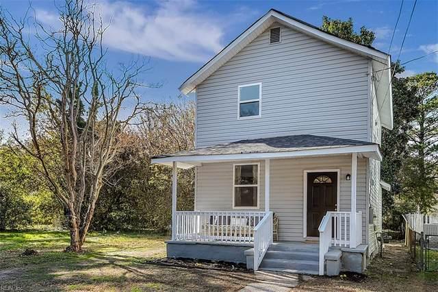908 Douglas Ave, Portsmouth, VA 23707 (#10307612) :: Upscale Avenues Realty Group
